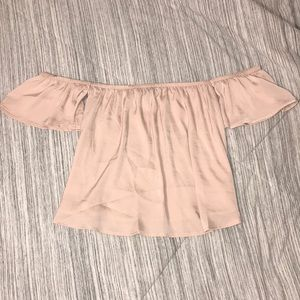 American Eagle Off Shoulder Top